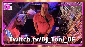 Live Stream aus der Disco mit DJ-Toni